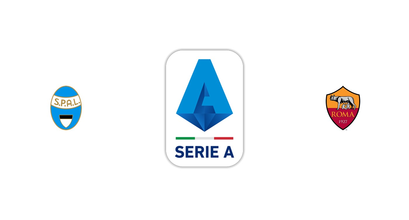 Spal vs Roma SerieA