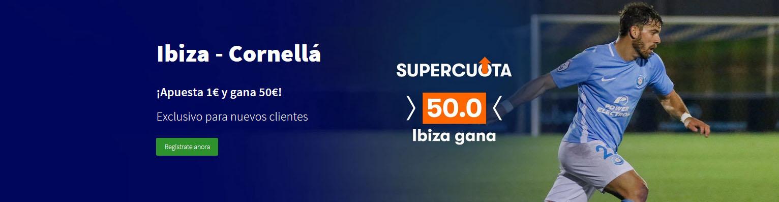 Supercuota Ibiza vence al Cornellà