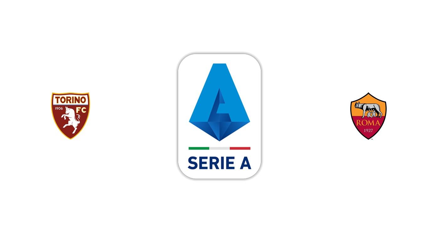 Torino vs Roma Serie A