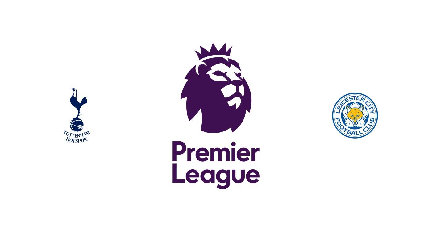 Tottenham vs Leicester Premier League