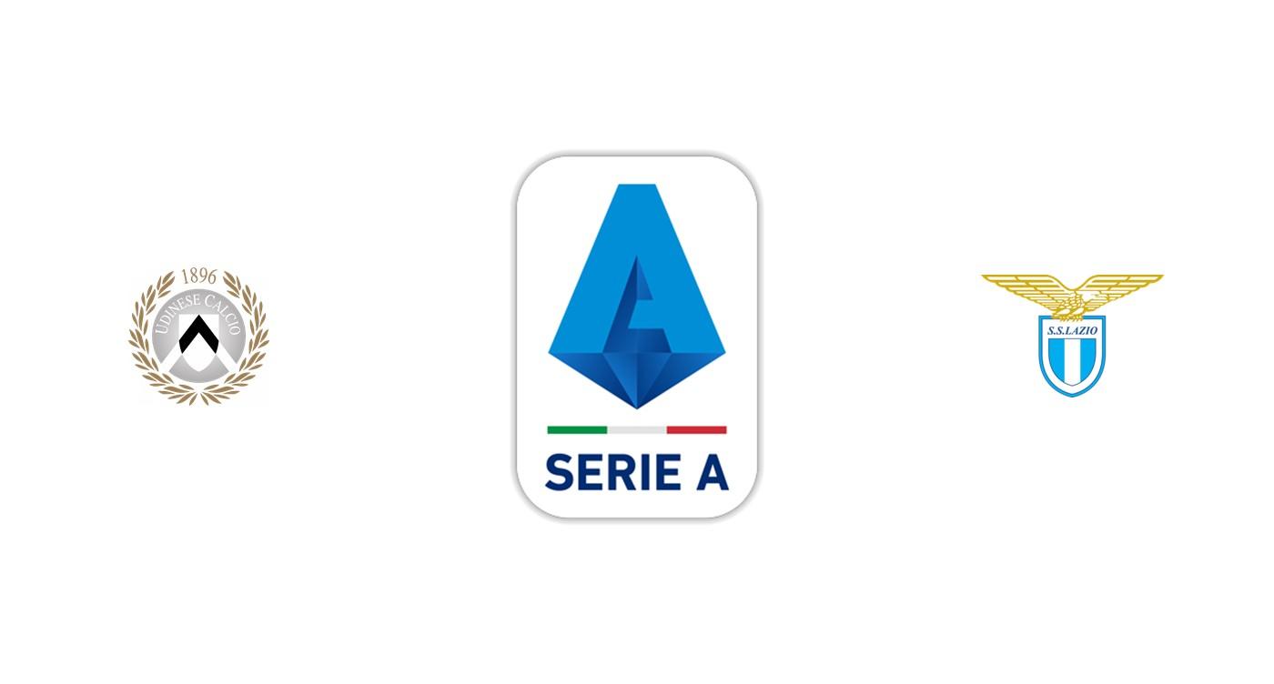 Udinese vs Lazio Serie A