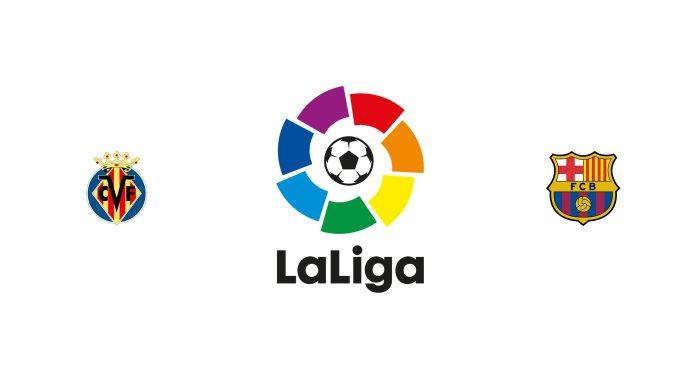 Villarreal vs Barcelona Previa, Predicciones y Pronóstico 04/07/2020