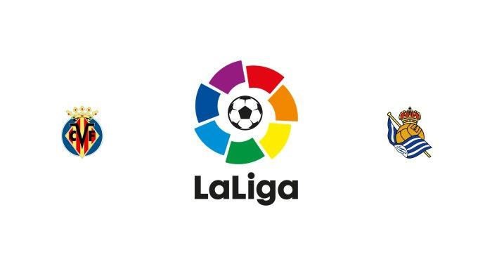 Villarreal vs Real Sociedad Previa, Predicciones y Pronóstico 11-07-2020