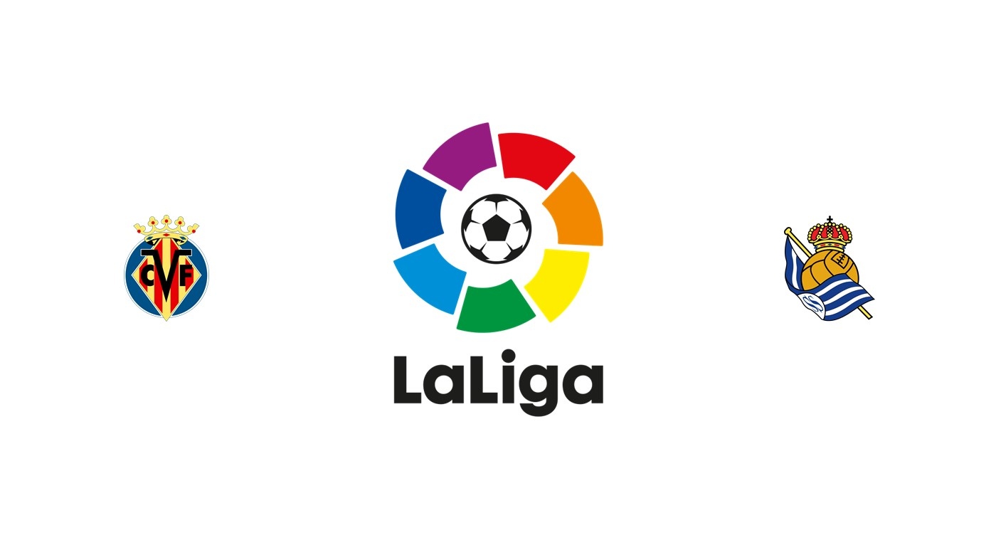 Villarreal vs Real Sociedad Liga española