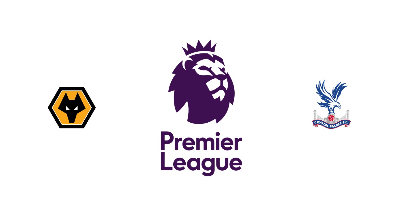 Wolverhampton vs Crystal Palace Liga inglesa