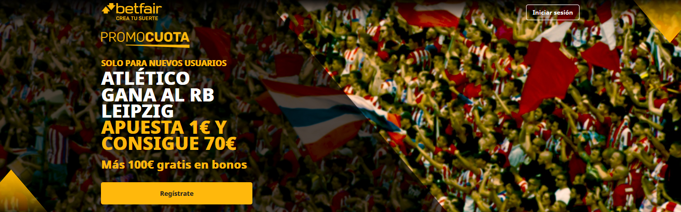 Atlético gana a RB Leipzig