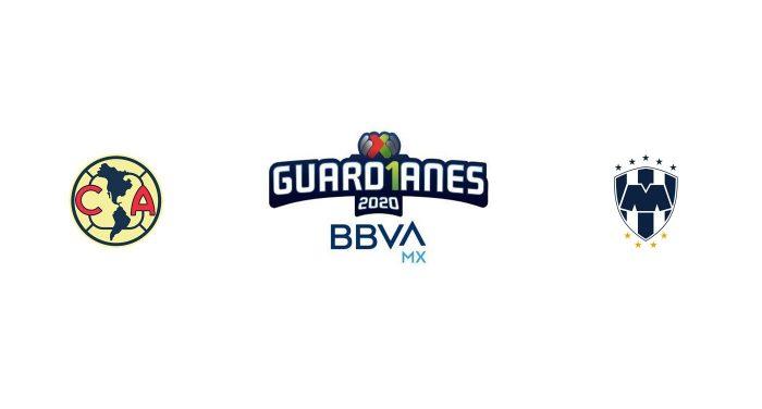 Club América vs Monterrey Previa, Predicciones y Pronóstico