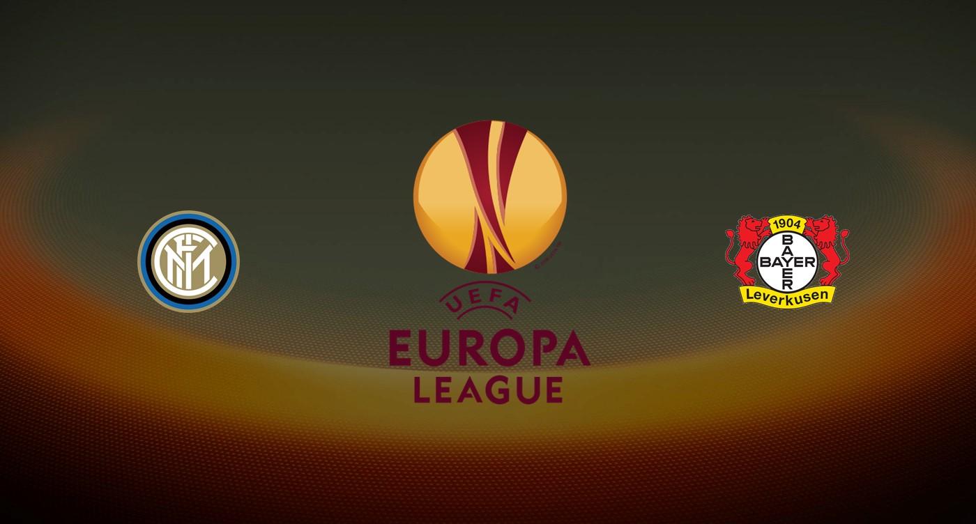 Inter Milán vs Bayer Leverkusen