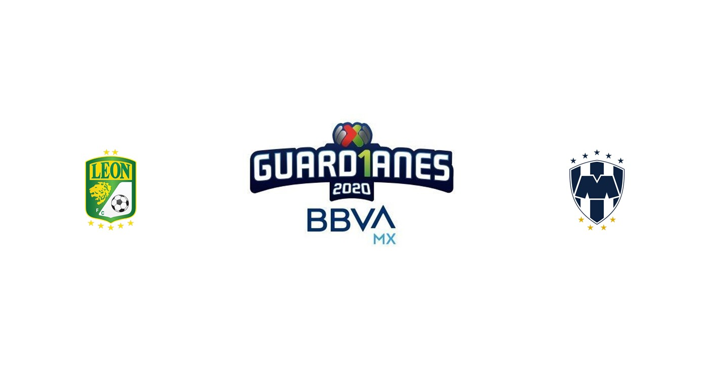 León vs Monterrey Guardianes Mexico