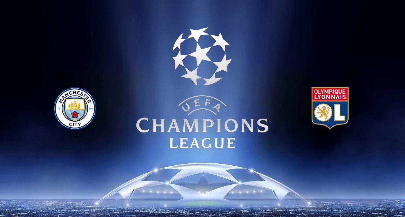 Manchester City vs Olympique Lyon