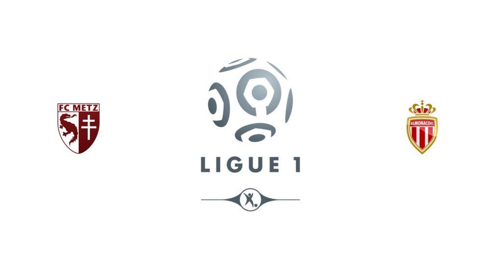 Metz vs Mónaco Previa, Predicciones y Pronóstico