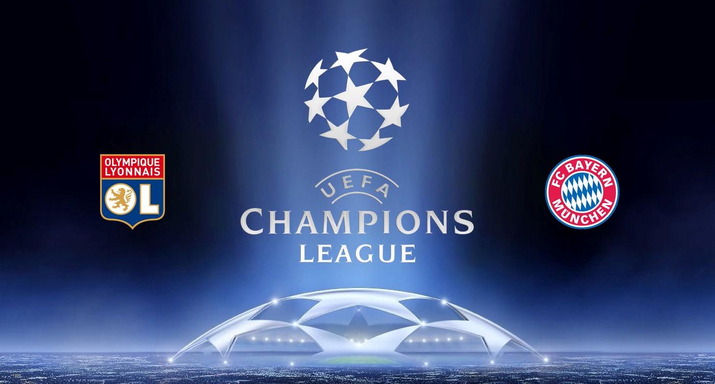 Olympique Lyon vs Bayern Múnich