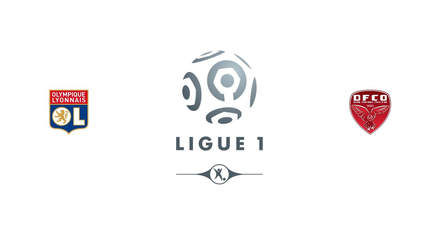 Olympique Lyon vs Dijon