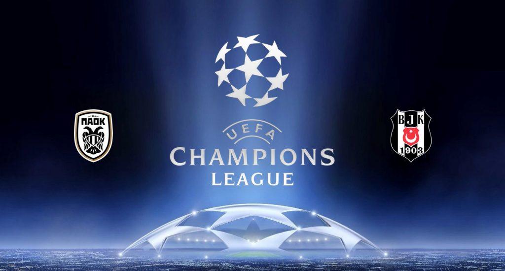 PAOK vs Besiktas Previa, Predicciones y Pronóstico
