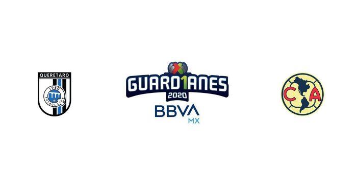 Querétaro vs Club América Previa, Predicciones y Pronóstico