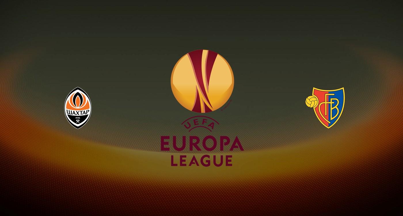 Shakhtar Donetsk vs Basilea