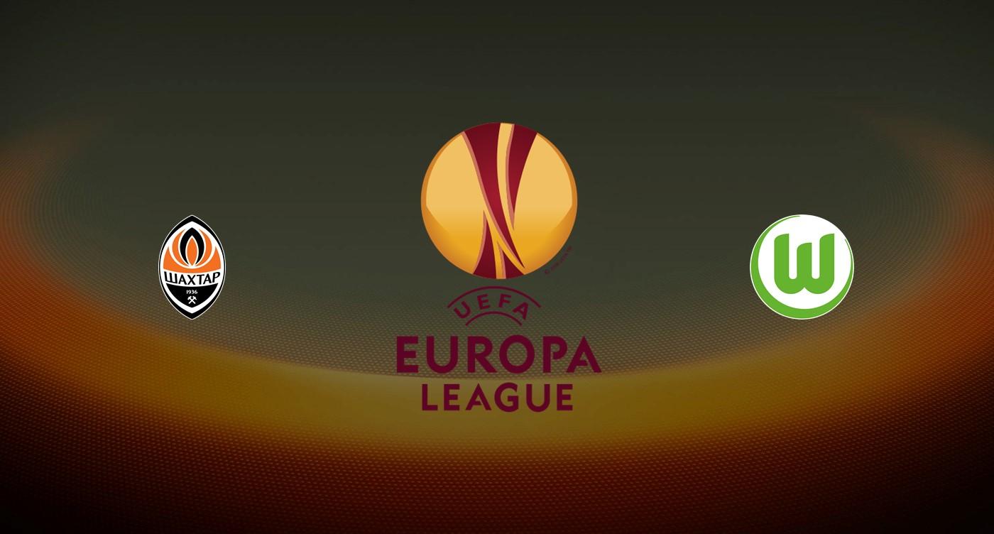 Shakhtar Donetsk vs Wolfsburgo