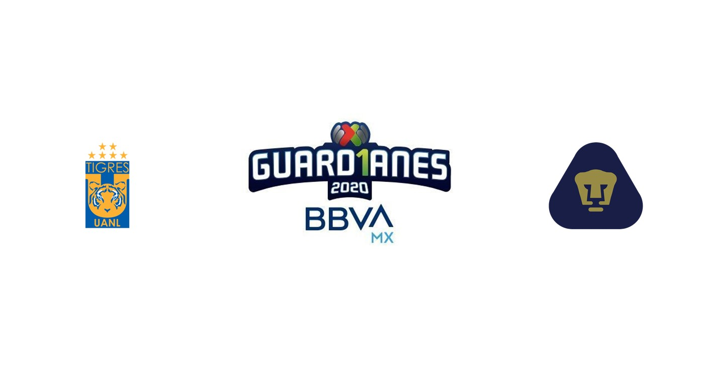 Tigres UANL vs Pumas UNAM