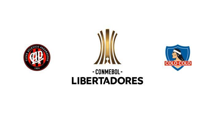 Atlético Paranaense vs Colo Colo Previa, Predicciones y Pronóstico