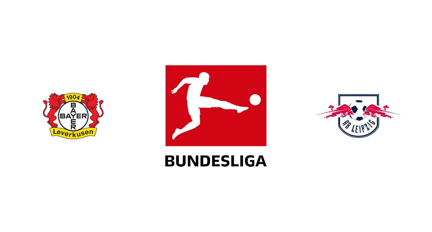 Bayer Leverkusen vs RB Leipzig