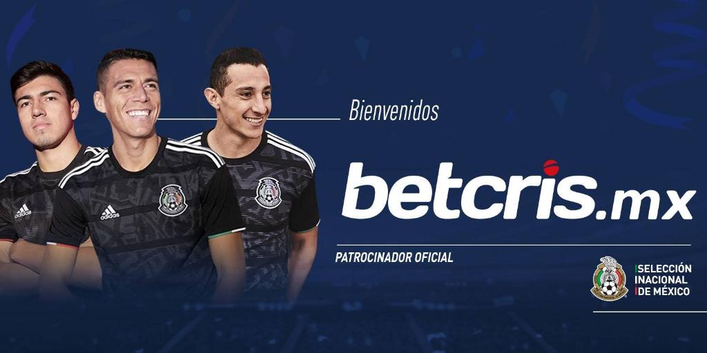 Betcris Selección Mexico