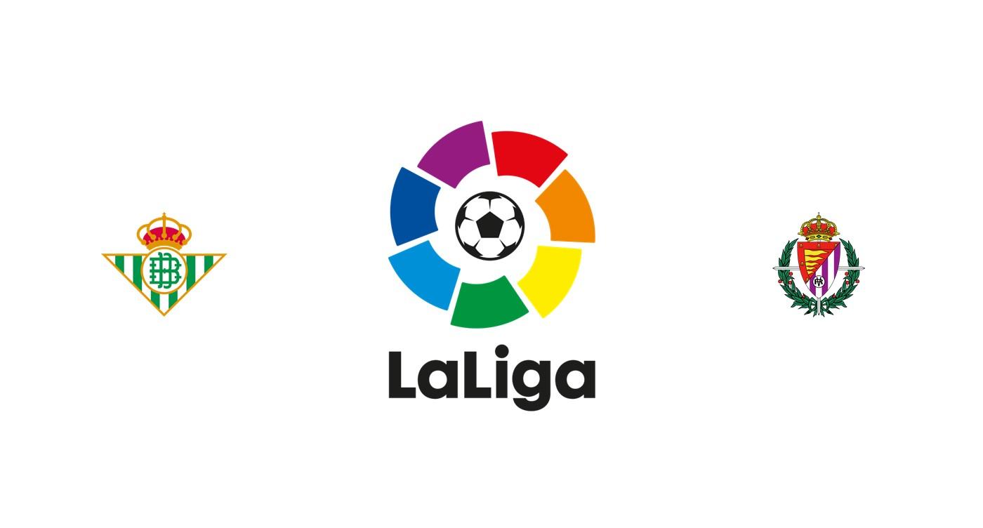 Betis vs Valladolid