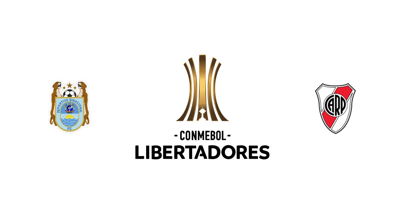 Binacional vs River Plate