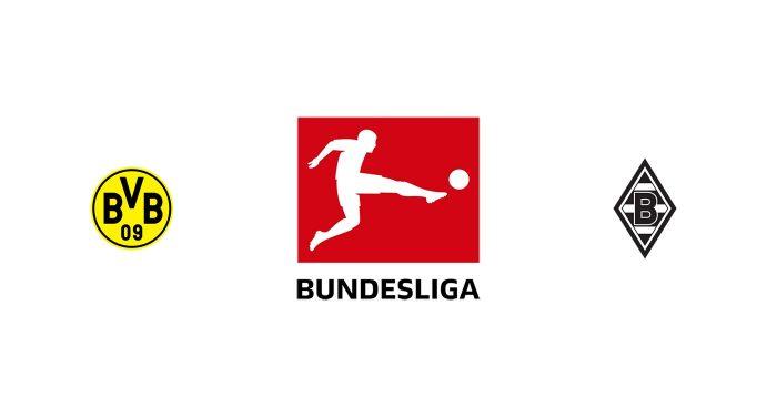 Borussia Dortmund vs Borussia Monchengladbach Previa, Predicciones y Pronóstico