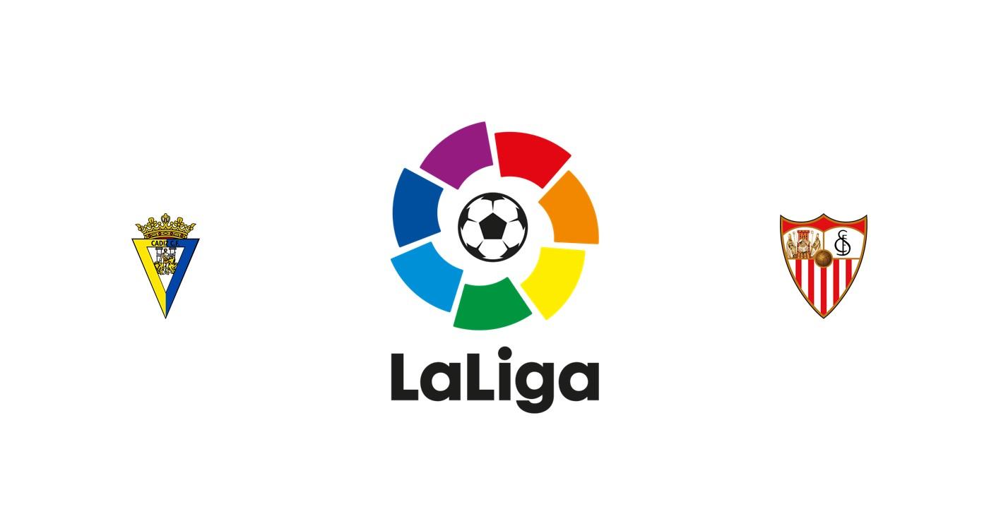Cádiz vs Sevilla