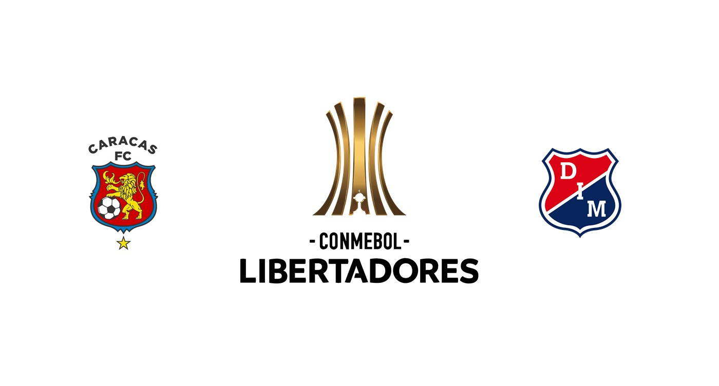 Caracas FC vs Independiente Medellín