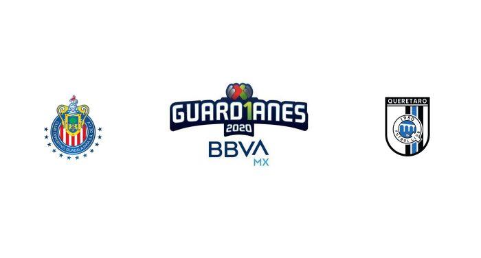 Chivas vs Querétaro Previa, Predicciones y Pronóstico