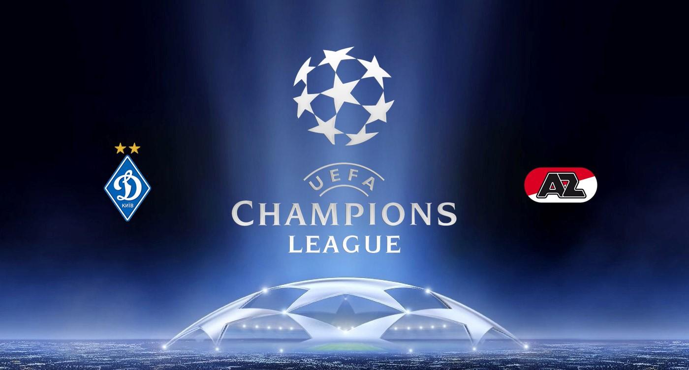 Dinamo Kiev vs AZ Alkmaar