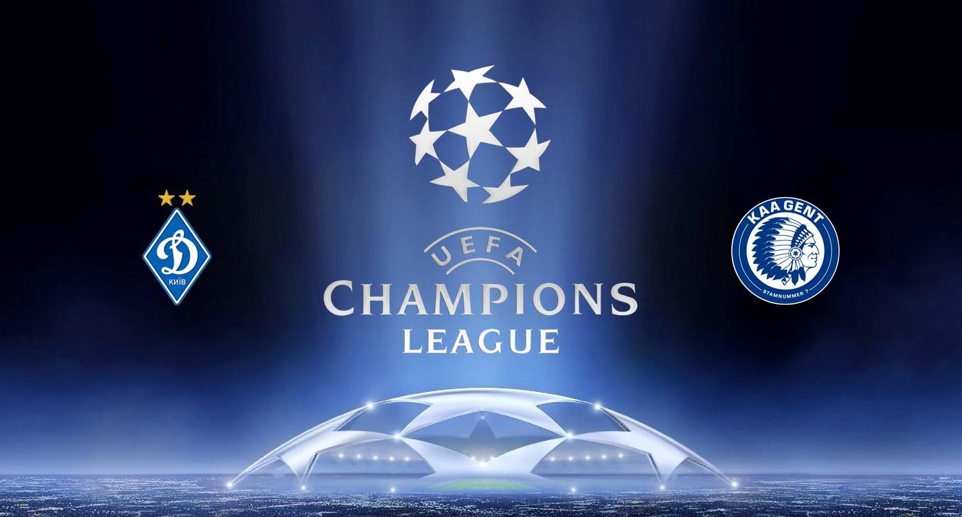 Dinamo Kiev vs Gent