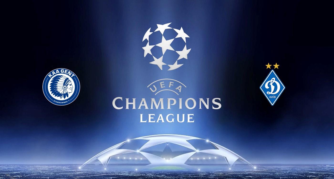Gent vs Dinamo Kiev