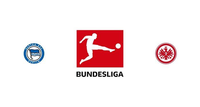 Hertha Berlin vs Eintracht Frankfurt Previa, Predicciones y Pronóstico