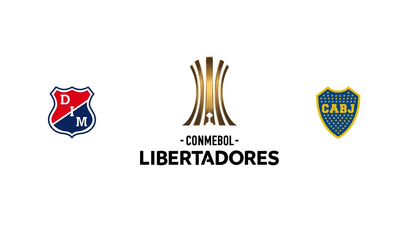 Independiente Medellín vs Boca Juniors