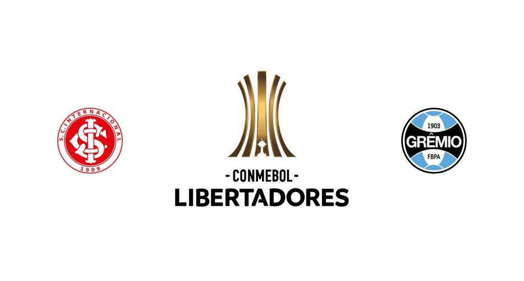 Internacional vs Grêmio Antevisão, Predição e Prognósticos