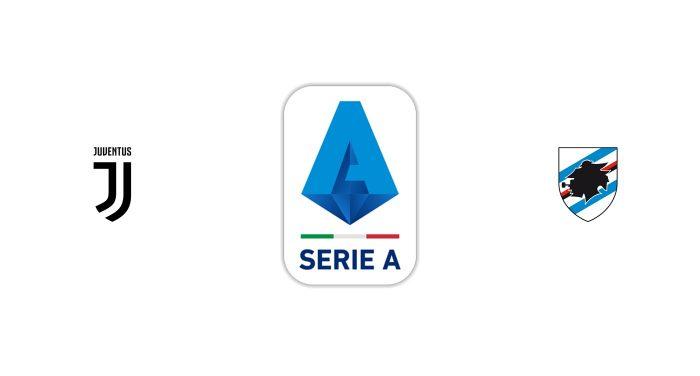 Juventus vs Sampdoria Previa, Predicciones y Pronóstico