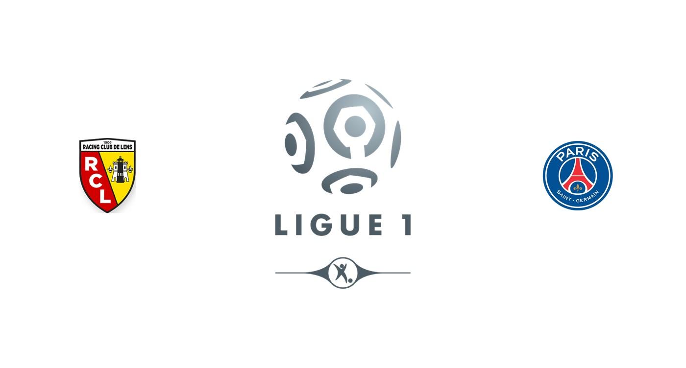 Lens vs PSG