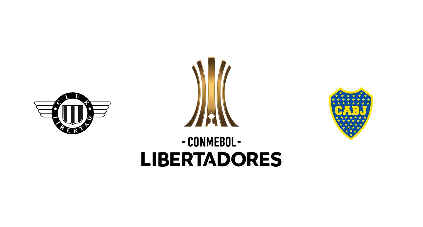 Libertad vs Boca Juniors