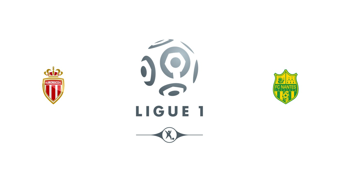 Mónaco vs Nantes