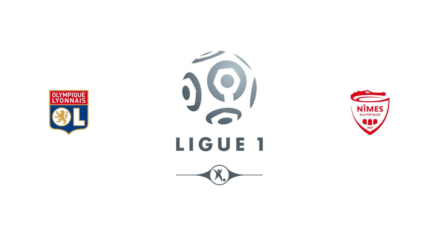 Olympique Lyon vs Nimes