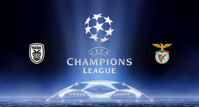 PAOK vs Benfica Previa, Predicciones y Pronóstico