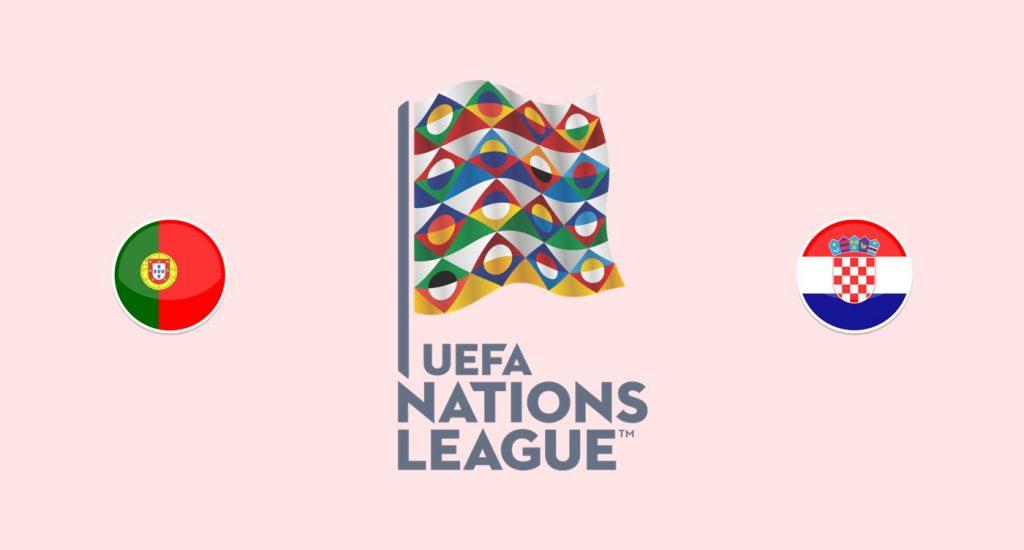 Portugal vs Croacia Previa, Predicciones y Pronóstico