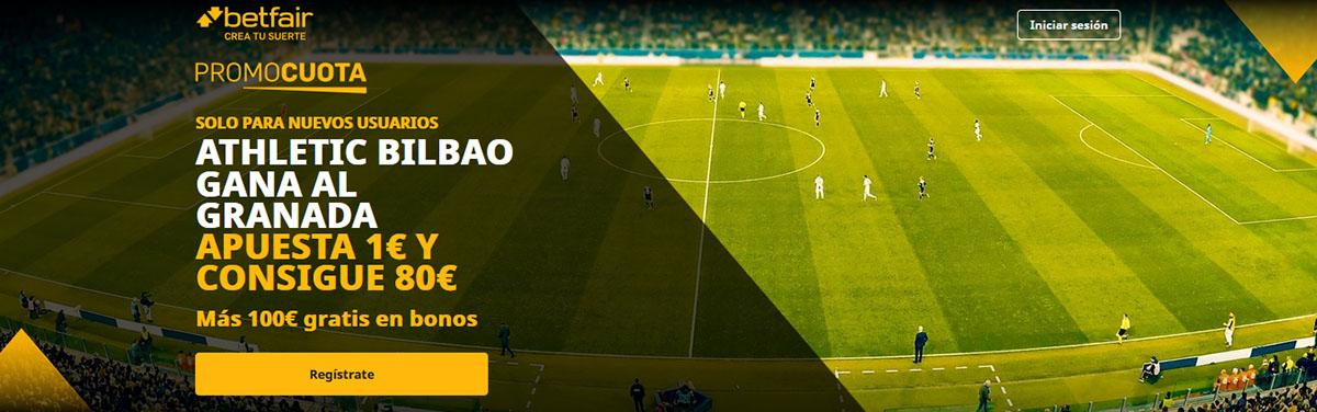 Promocuota Athletic vence a Granada