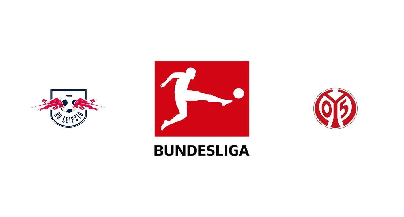 RB Leipzig vs Mainz 05