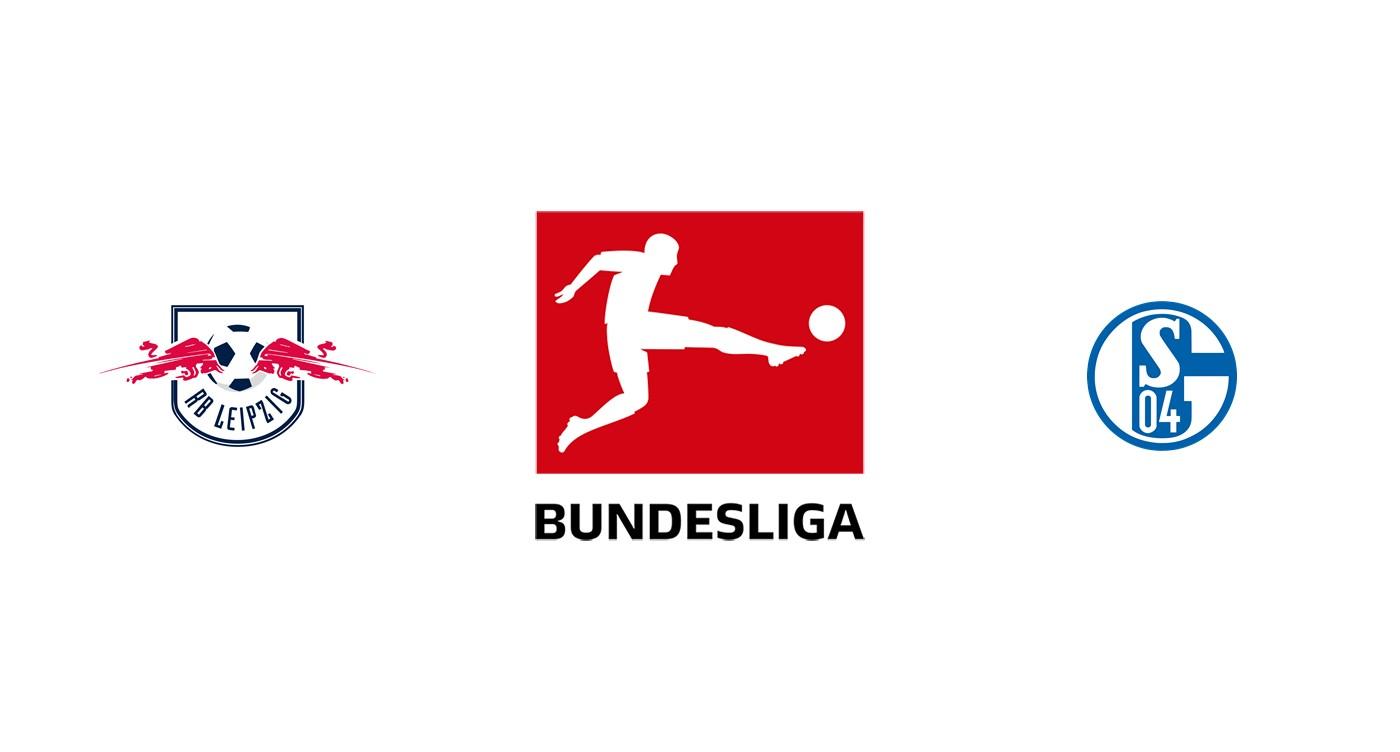 RB Leipzig vs Schalke 04