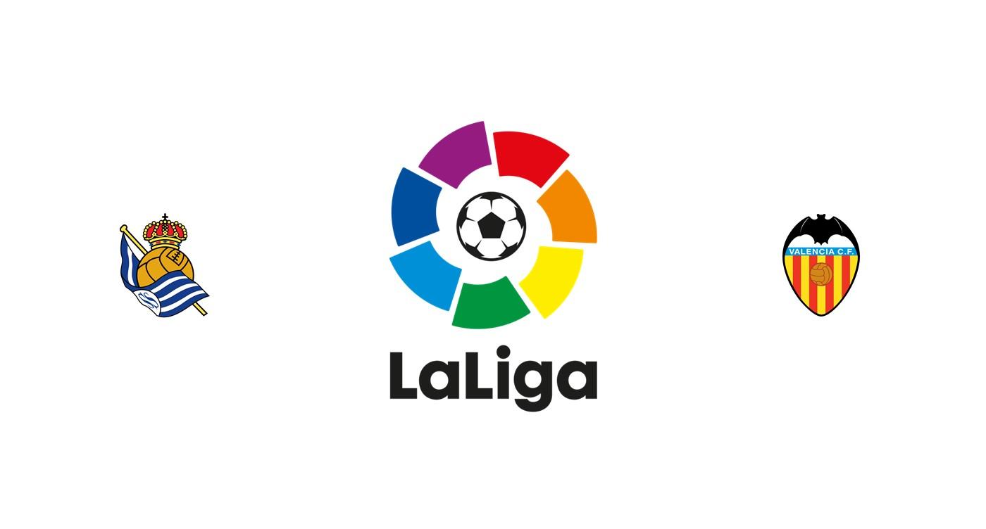 Real Sociedad vs Valencia