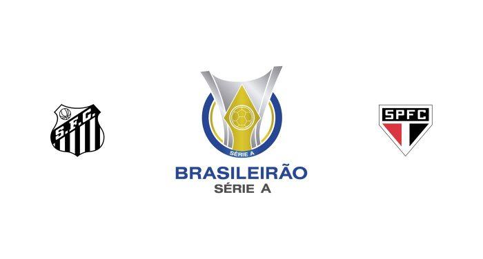 Santos vs Sao Paulo Previa, Predicciones y Pronóstico