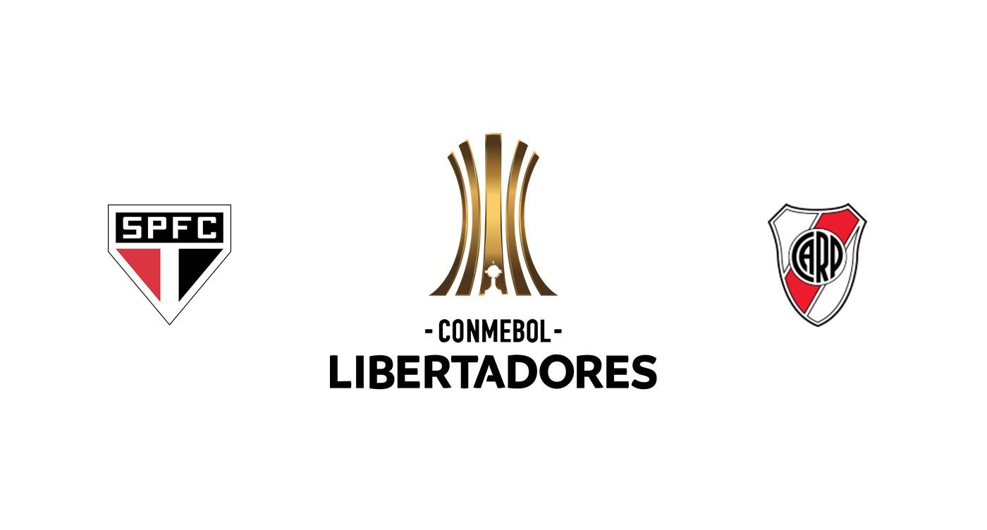 Sao Paulo vs River Plate